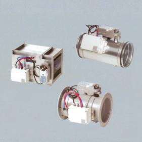 VAV клапаны Siemens