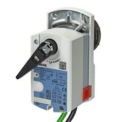Поворотный привод Siemens GLB111.9E-KN