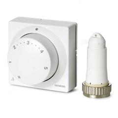 Термостатический привод Siemens RTN81
