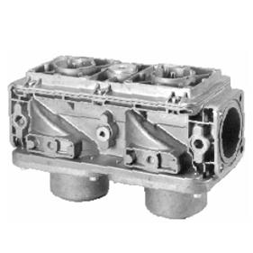 Двойные газовые клапаны Siemens VGD