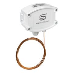 Термостат защиты от замерзания S+S Regeltechnik FST-7D