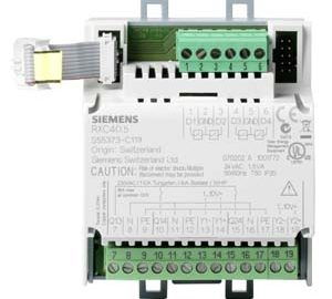 контроллер Siemens RXC40.5