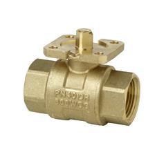 Резьбовые двухходовые регулирующие клапаны Siemens VAI60.20-22