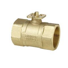 Резьбовые двухходовые регулирующие клапаны Siemens VAI60.50-96