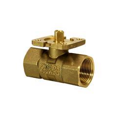 Резьбовые двухходовые регулирующие клапаны Siemens VAI61.20-10