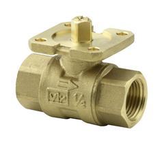 Резьбовые двухходовые регулирующие клапаны Siemens VAI61.25-10