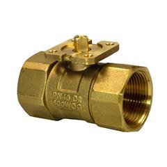 Резьбовые двухходовые регулирующие клапаны Siemens VAI61.32-10