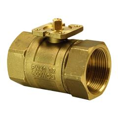 Резьбовые двухходовые регулирующие клапаны Siemens VAI61.40-25