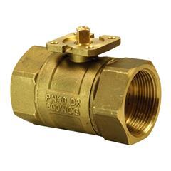 Резьбовые двухходовые регулирующие клапаны Siemens VAI61.40-40