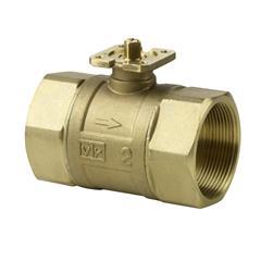 Резьбовые двухходовые регулирующие клапаны Siemens VAI61.50-63