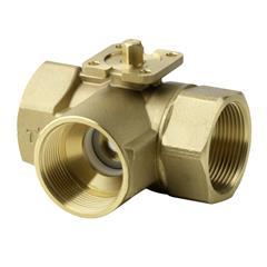 Резьбовые трехходовые регулирующие клапаны Siemens VBI61.15-2.5