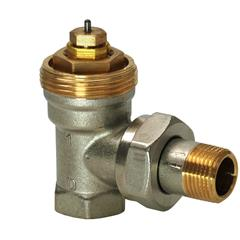 Радиаторный клапан Siemens VEN215