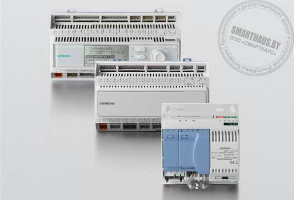 Система CLIMATIX Siemens