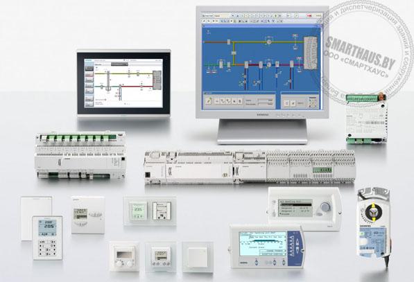 Система Siemens Desigo