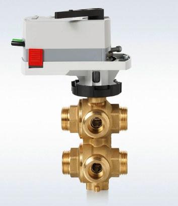 6-ходовый клапан Siemens VWG41