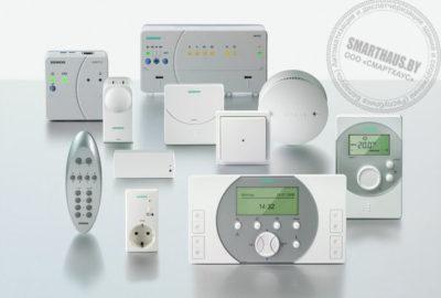 Система Siemens Synco-living