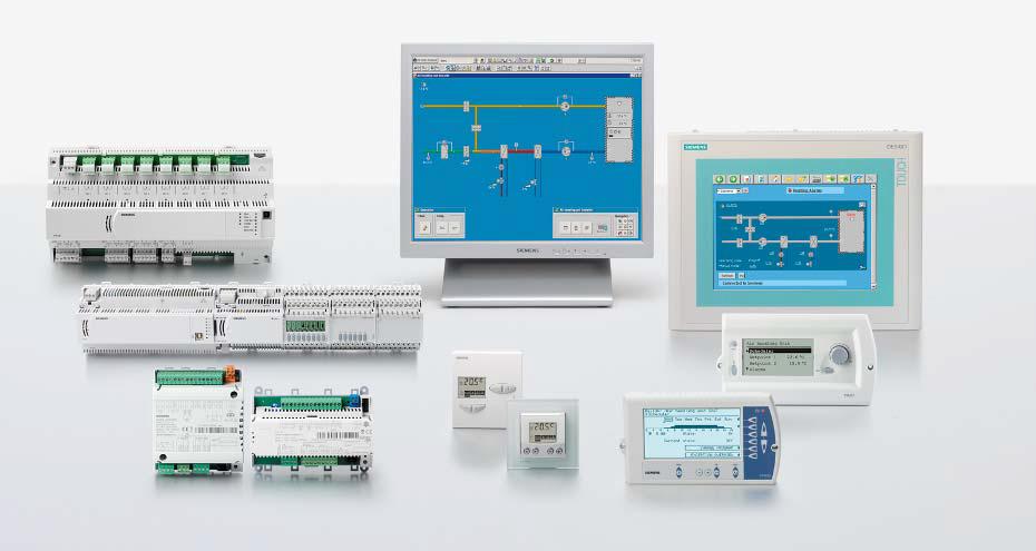 Система Desigo Siemens